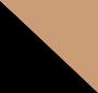 Black/Black/Oatmeal