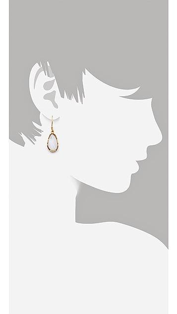 push BY PUSHMATAaHA Monarch Earrings