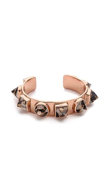 push BY PUSHMATAaHA Nubian Cuff Bracelet
