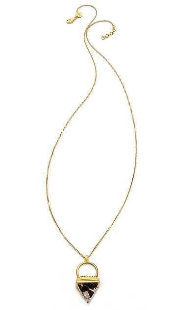 push BY PUSHMATAaHA Nubian Pendant Necklace