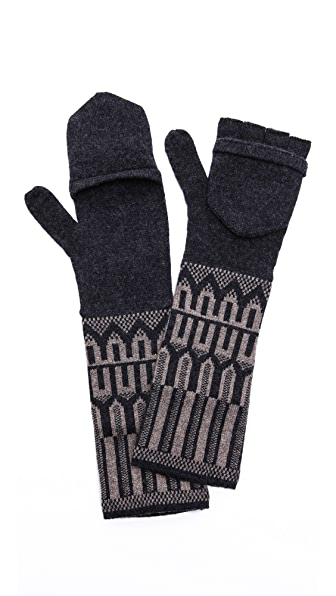 QUINN Ikat Gloves
