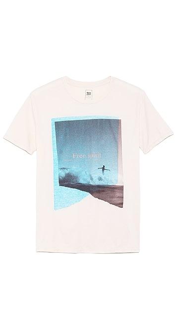 Quality Peoples Free Spirit T-Shirt