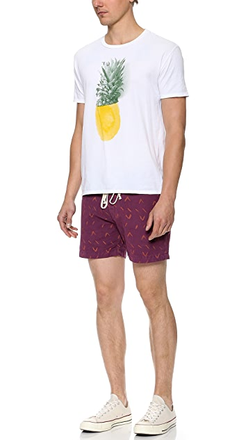 Quality Peoples Pupukea Board Shorts
