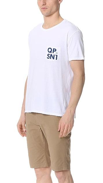 Quality Peoples QPSN1 Pocket Tee