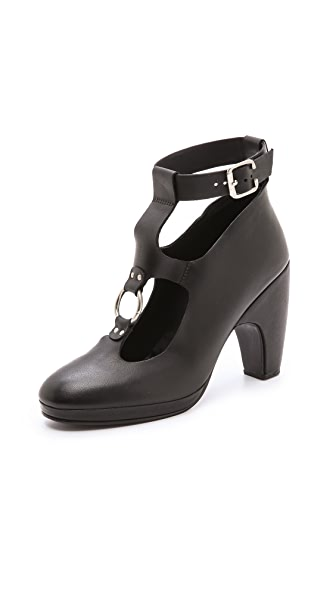 Rachel Comey Archer Cutout Booties