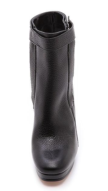 Rachel Comey Asset Mid Heel Booties