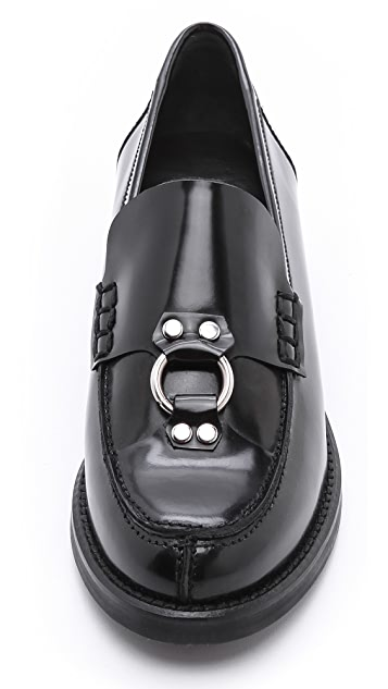 Rachel Comey Fidelio Ring Loafers