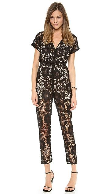 Rachel Comey Glinda Lace Jumpsuit