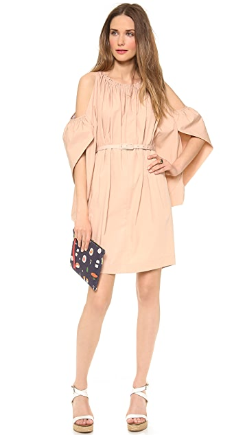 Rachel Comey Gallant Poplin Dress