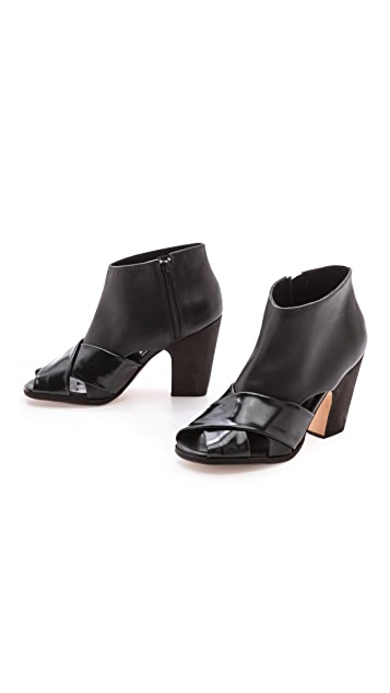 Rachel Comey Rules Cutout Booties