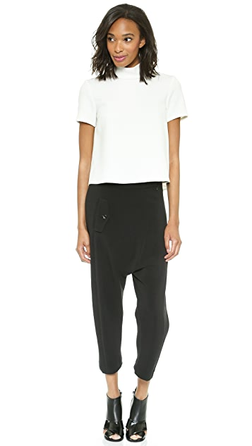 Rachel Comey Apprentice Crop Top