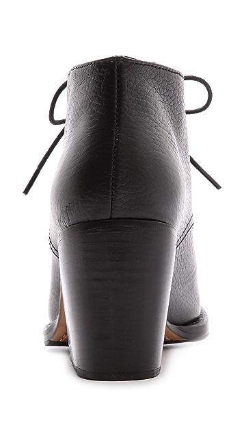 Rachel Comey Ibex Lace Up Booties