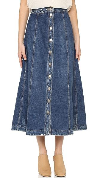 Rachel Comey Gore Skirt