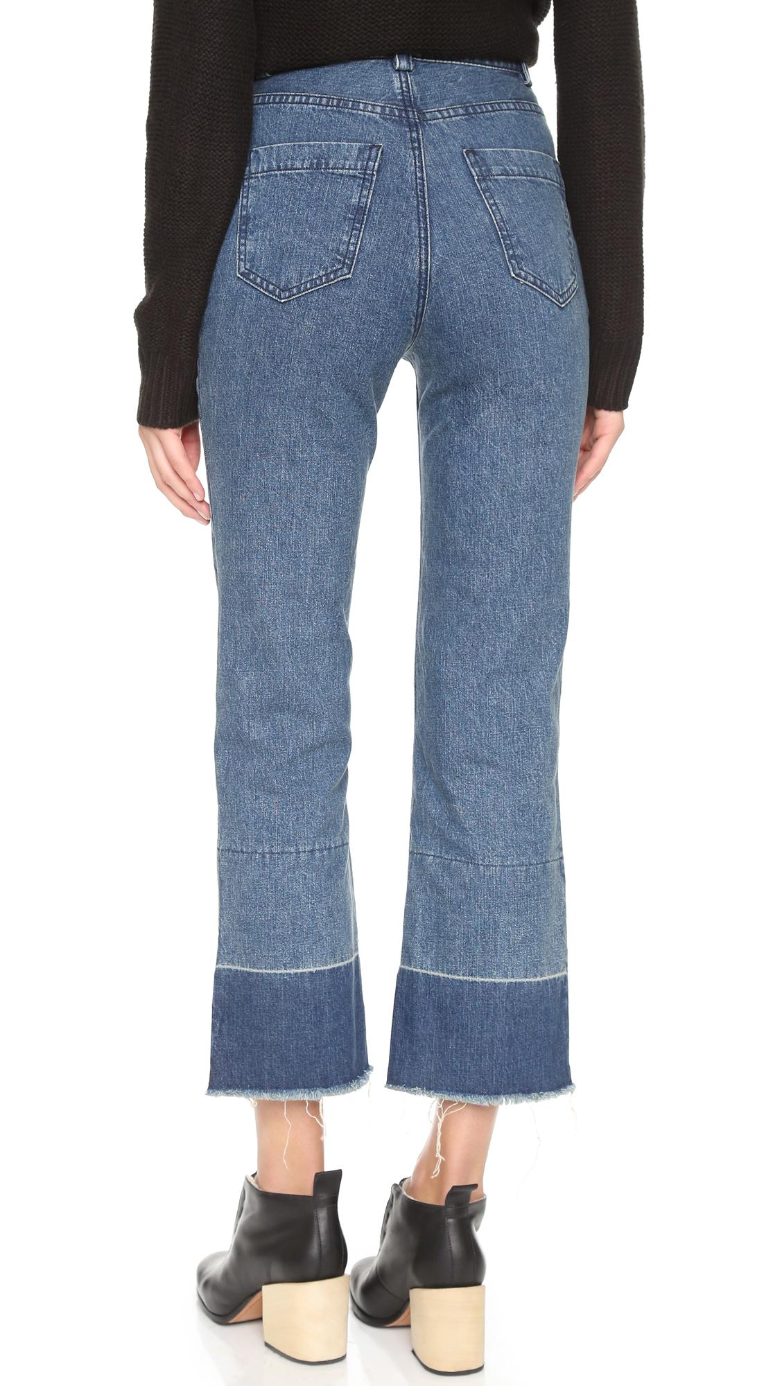 41f1e6b3b8c9 Rachel Comey Slim Legion Jeans
