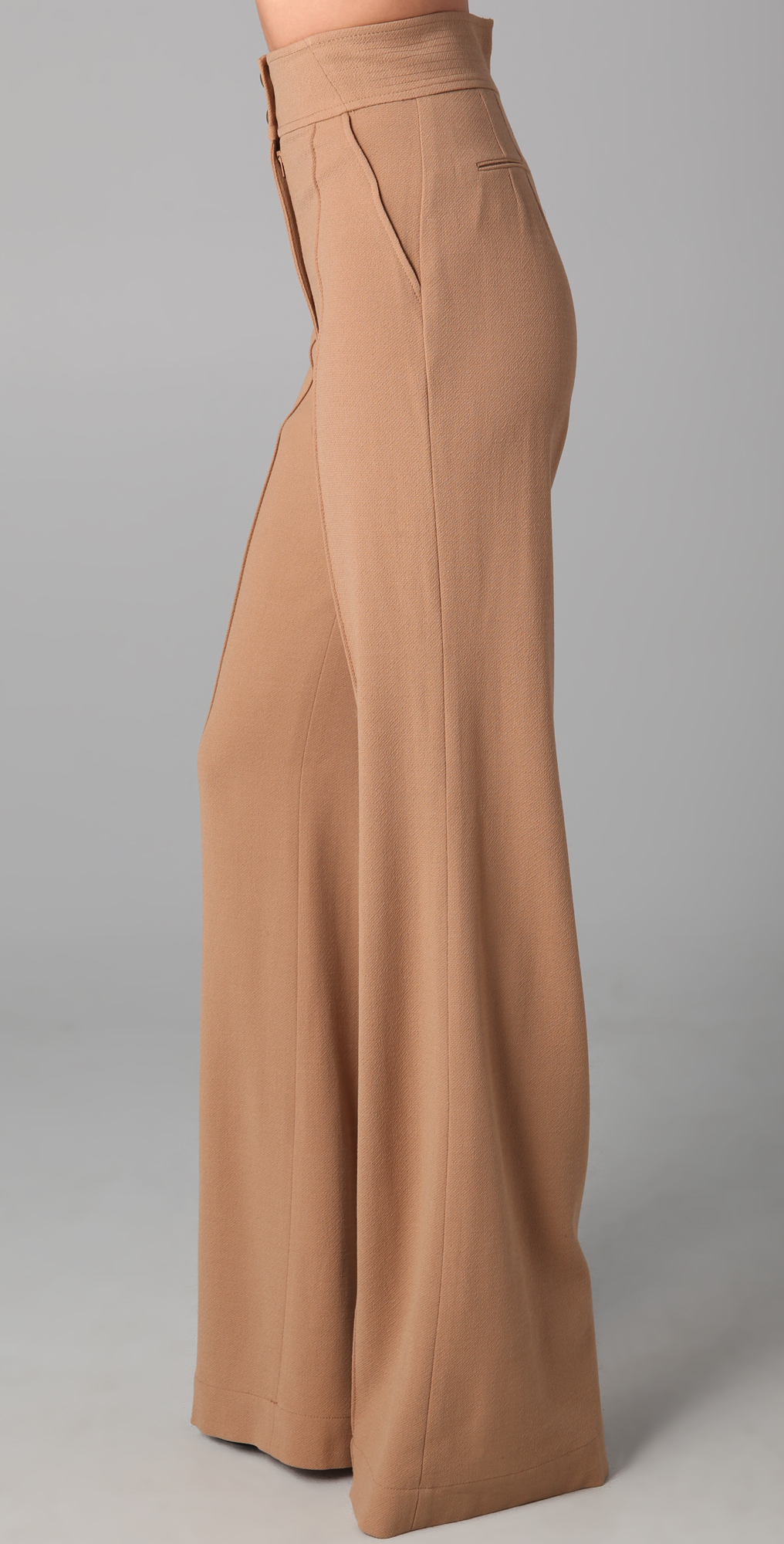 Rachel Zoe Angelica Wide Leg Pants | SHOPBOP