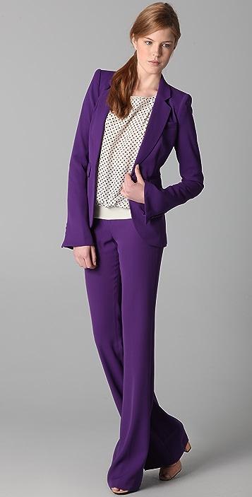 Rachel Zoe Hutton Tux Jacket