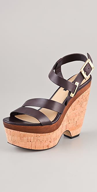 Rachel Zoe Sharon Wedge Sandals