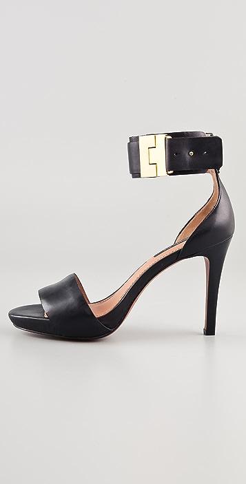 Rachel Zoe Stevie Ankle Band Sandals