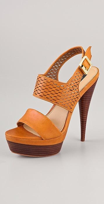 Rachel Zoe Beau Platform Sandals