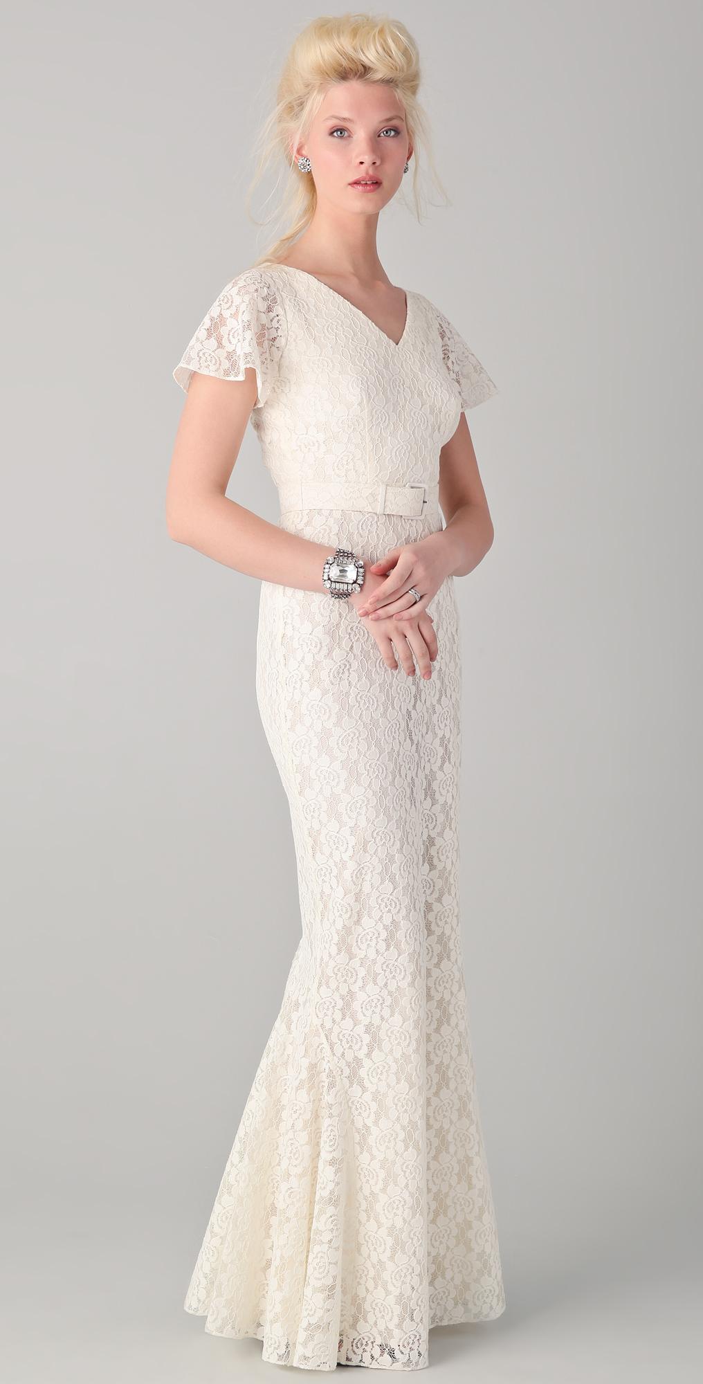 Berühmt Rachel Zoe Wedding Dress Zeitgenössisch - Brautkleider Ideen ...