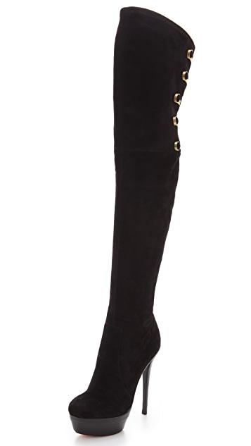 Rachel Zoe Dylan Over the Knee Boots