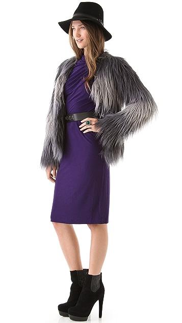 Rachel Zoe Adrianna Pleated Dress