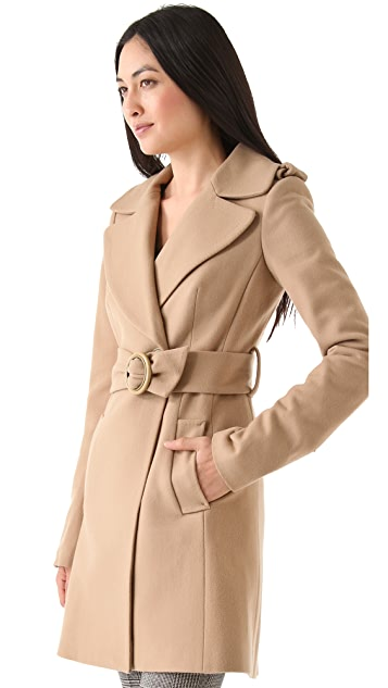 Rachel Zoe Trish Pea Coat