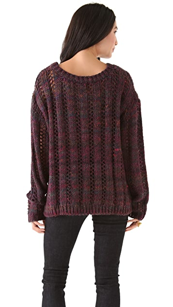 Rachel Zoe Frida Oversized Sweater
