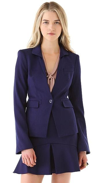 Rachel Zoe Megan Bell Sleeve Jacket