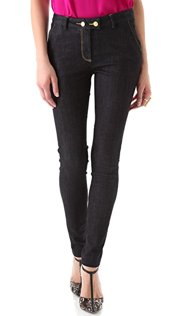 Rachel Zoe Alek Slim Denim Pants