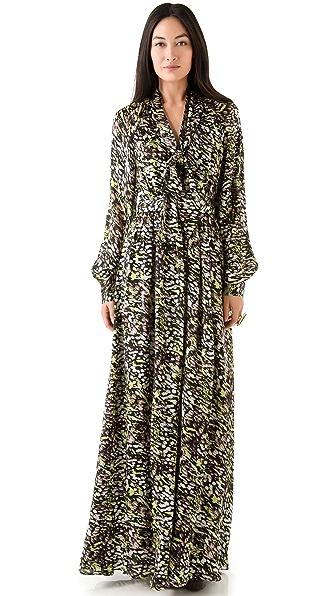 Rachel Zoe Astrid Bishop Sleeve Gown