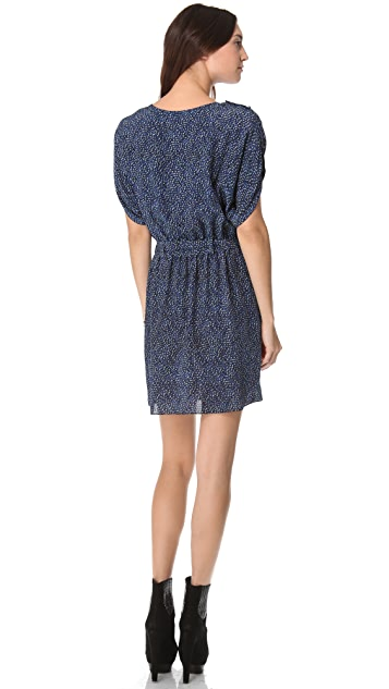 Rachel Zoe Porter Bat Sleeve Dress