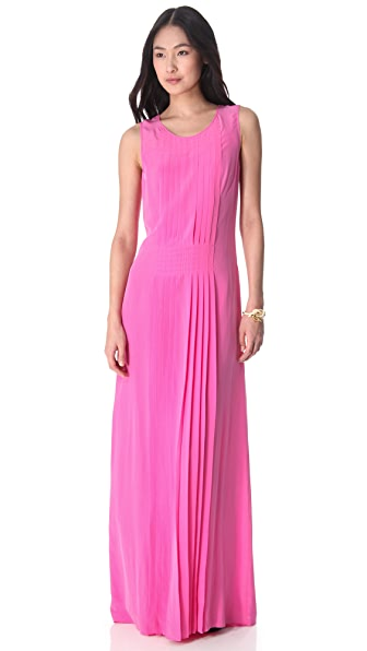 Rachel Zoe Payton Pleated Gown
