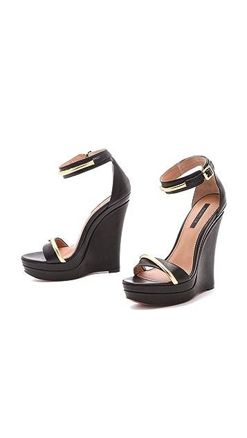 Rachel Zoe Katlyn Wedge Sandals