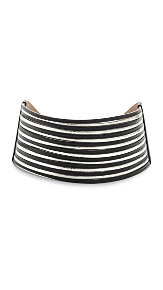 Rachel Zoe Strappy Mixed Belt