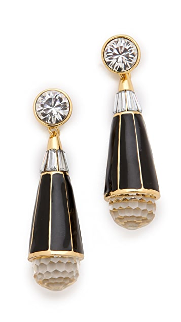 Rachel Zoe Teardrop Earrings