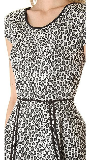 Rachel Zoe Iryna Full Skirt Dress