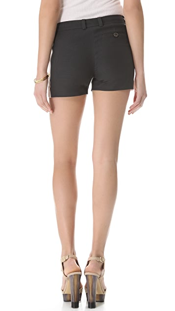 Rachel Zoe Maya Striped Shorts