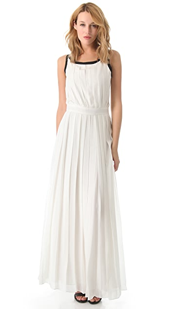 Rachel Zoe Braden Pleated Gown