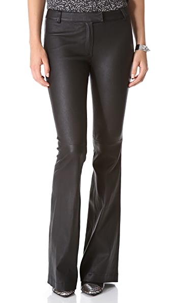 Rachel Zoe Leather Hutton Pants
