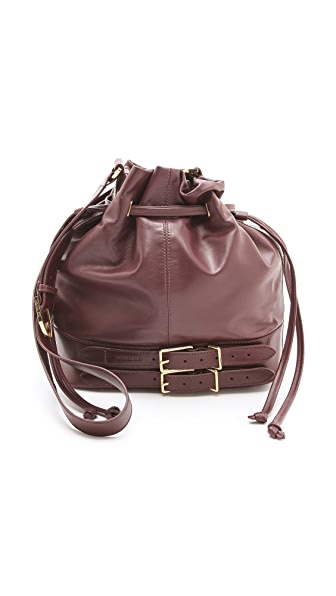 Rachel Zoe Kye Drawstring Bucket Bag