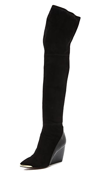 Rachel Zoe Nico Over the Knee Boots