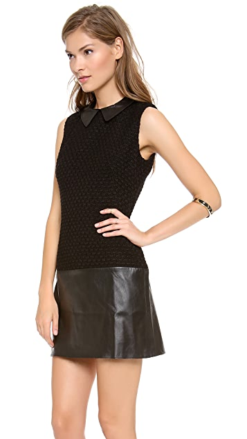 Rachel Zoe Dallas Collared Shift Dress