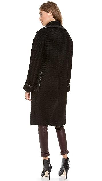 Rachel Zoe Maxwell Oversized Coat