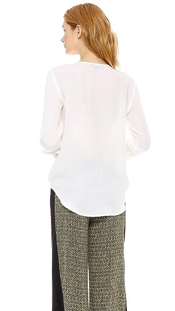 Rachel Zoe Angie Pajama Top