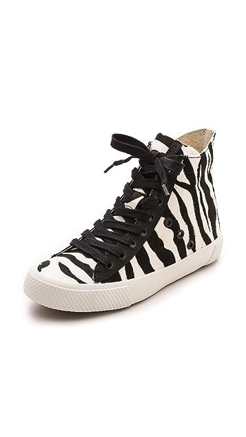 Rachel Zoe Barret Haircalf Sneakers