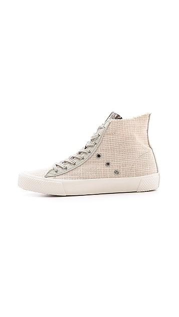 Rachel Zoe Barret High Top Sneakers