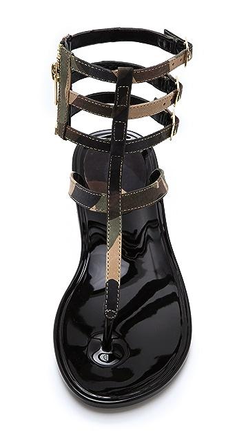 Rachel Zoe Cecile T Strap Sandals
