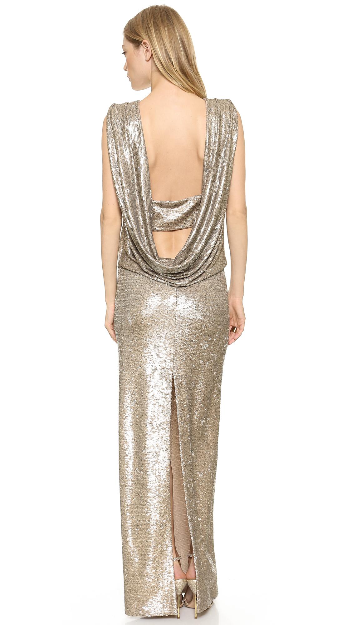 Rachel Zoe Colette Sequin Gown   SHOPBOP
