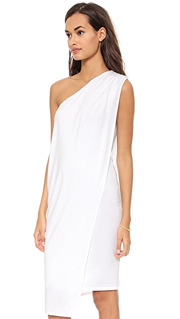 Rachel Zoe Athens One Shoulder Dress